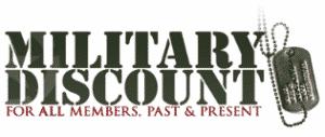 Military Discounts icon