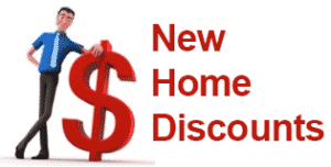 New Home Discounts icon